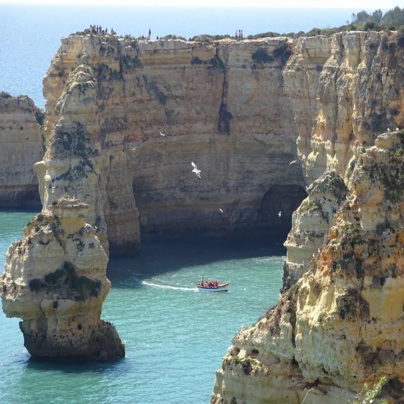 Algarve en grupo