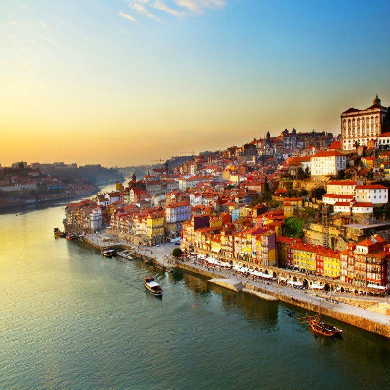 Viaje a Oporto en grupo